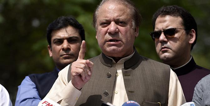 Pakistan Başbakanı görevden alındı