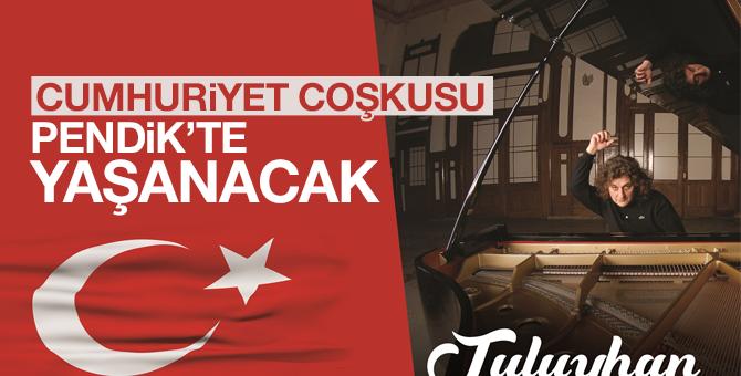 """Pendik'te """"Cumhuriyet"""" coşkusu yaşanacak"""