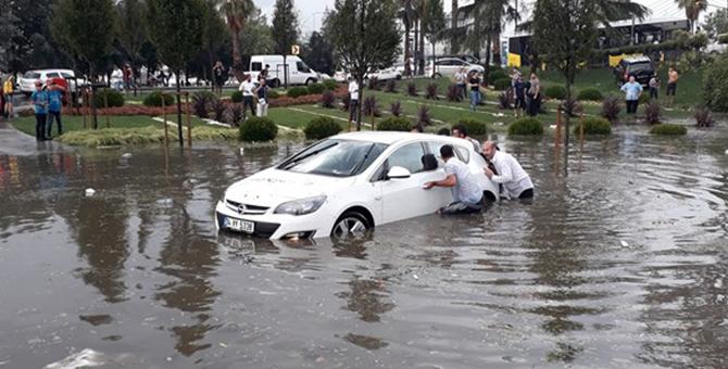 İstanbul ve Bazı İlçelerinde 5 Günlük Hava Tahmini