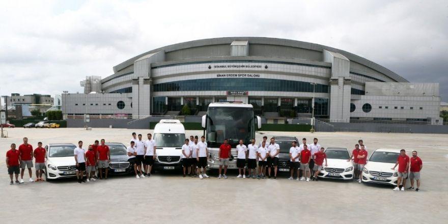 Mercedes-Benz, 2017 Avrupa Basketbol Şampiyonası'nın etkinlik sponsoru oldu
