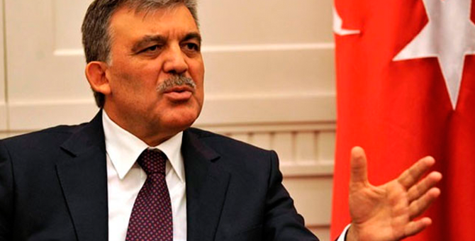 """Abdullah Gül'den Flaş Açıklama: """"Tutuksuz yargılansınlar"""""""