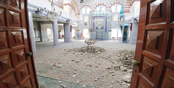 İstanbul'da Namaz Öncesi Faciadan Dönüldü