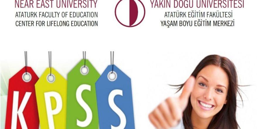 YDÜ'den memur adaylarına KPSS kursu