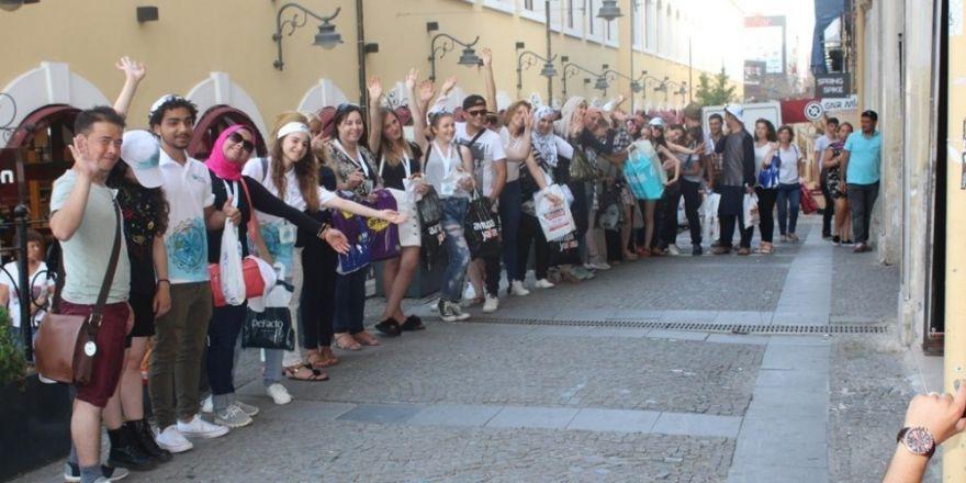 57 ülkeden 700 gönül elçisi Türkiye'de