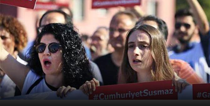 Cumhuriyet Gazetesi davasında şok gelişme!