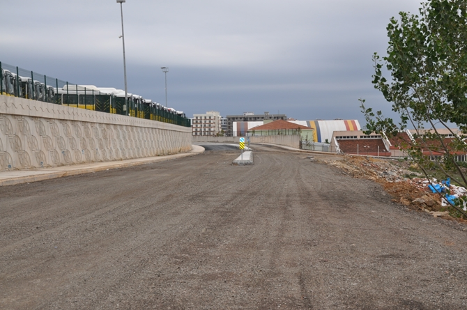 Pendik'te 2 bin 600 metre yeni yol açıldı