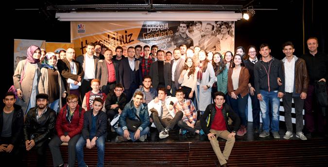 Tuzla Belediye Başkanı Dr. Şadi Yazıcı 3. kez gençlerle buluştu
