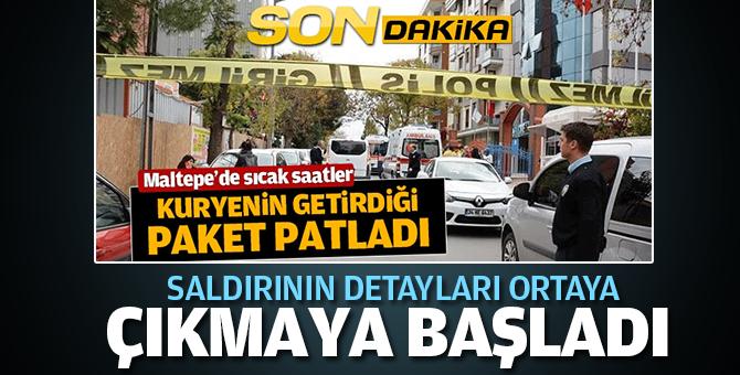 Maltepe'deki bombalı saldırıyı Osman Özdemir Kurdaş'ın oğlu mu yaptı