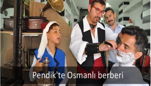Pendik´te bir Osmanlı berberi