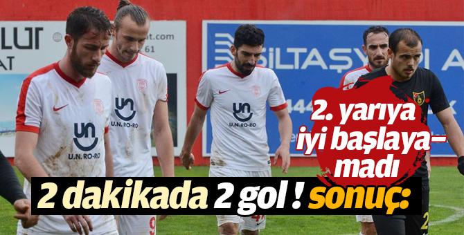Pendikspor 2. sezona iyi başlayamadı! 2-0