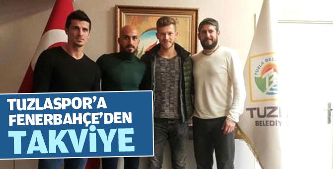 Tuzlaspor'a Fenerbahçe'den takviye