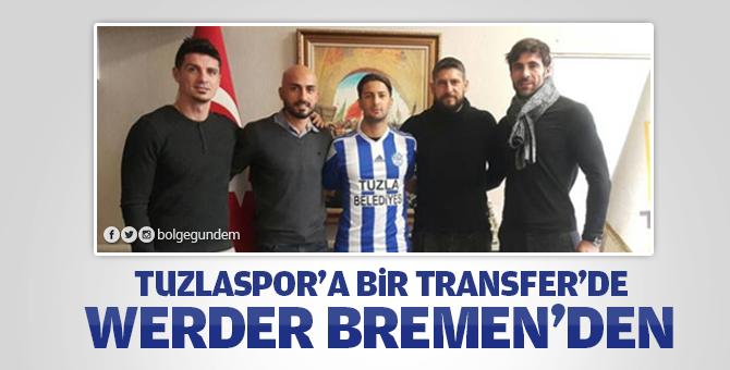 Tuzlaspor'a bir transfer'de Werder Bremen'den