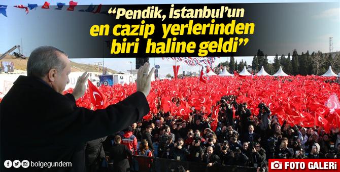 Pendik, İstanbul'un en cazip yerlerinden biri haline geldi