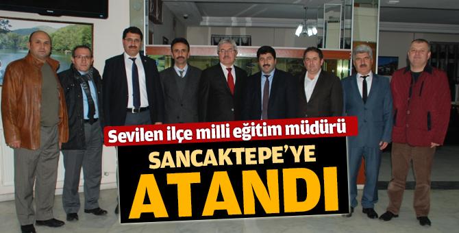 Sevilen İlçe Milli Eğitim Müdürü Murat Şit Sancaktepe'ye atandı!
