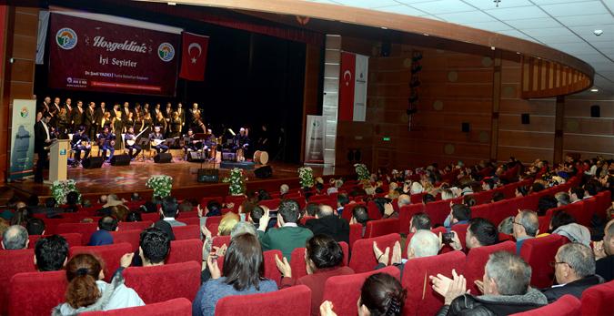 Tuzla Belediyesi THM Topluluğu, 'Sevgi'yi Türkülerle Anlattı