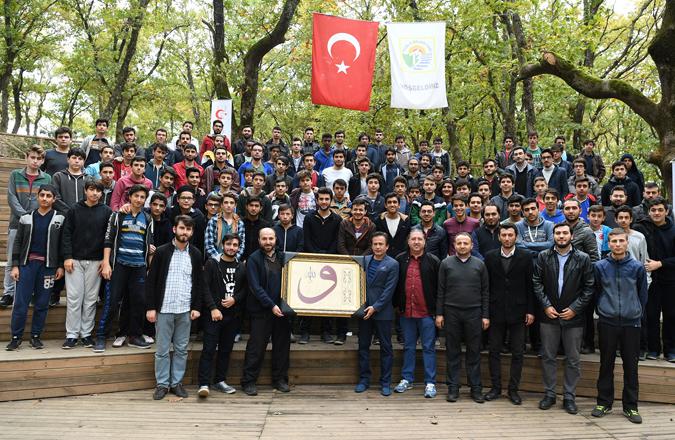 Şehit Ömer Halisdemir Gençlik Kampı binlerce öğrenciyi ücretsiz misafir etti