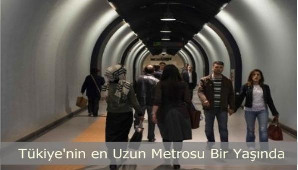 Kadıköy-Kartal Metrosu Birinci Yılınında