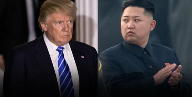 Gerilim Tırmanıyor: ABD Kuzey Kore'ye Savaş mı Açıyor?