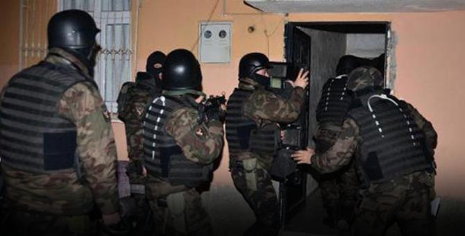 İstanbul'da terör örgütü PKK'ya operasyon: 12 kişi gözaltına alındı!
