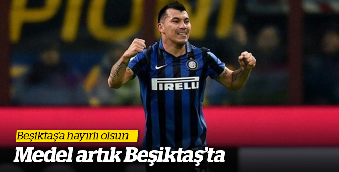 Medel Transferi Beşiktaş'a Hayırlı Olsun