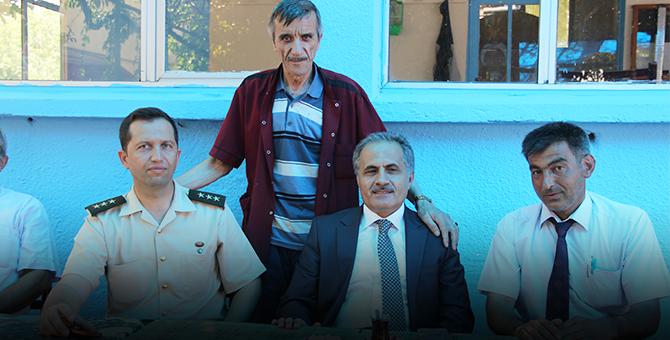 Pendik Kaymakamı Ünsal Kurtdoğmuş Köyü Sakinlerinin Sorunlarını Ele Aldı
