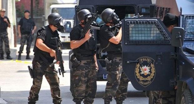 Pendik'te eylem hazırlığındaki pkk'lılar yakalandı