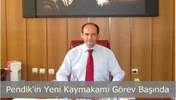 Pendik´in Yeni Kaymakamı Osman Tunç