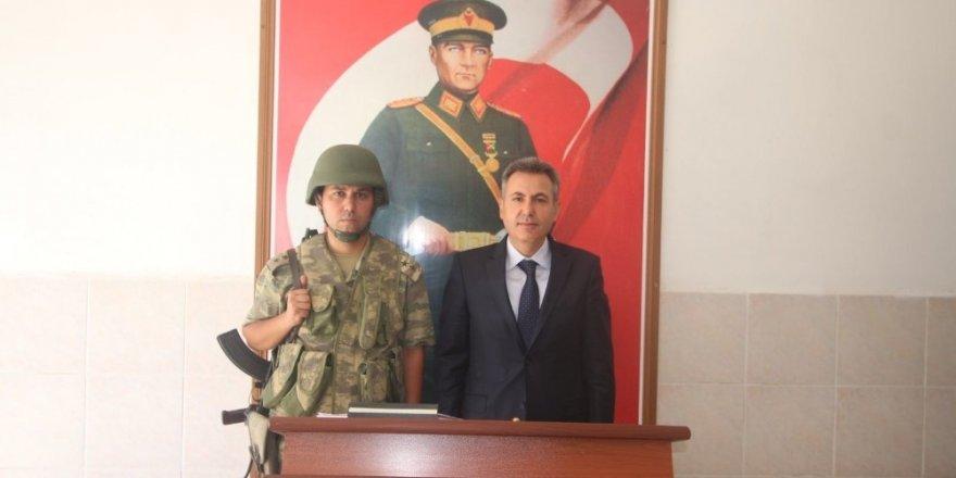 Vali Elban, Patnos'ta incelemelerde bulundu