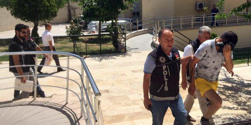 Karaman'da uyuşturucu operasyonuna 1 tutuklama