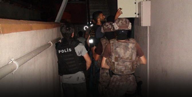Sultanbeyli'de Büyük Operasyon! Polis Uyuşturucuya Geçit Vermiyor