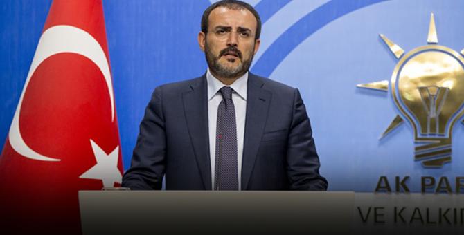 """Hükümet Sözcüsü Ünal Açıkladı: """" CHP  ciddi bir panik içindedir"""""""