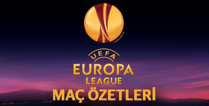 UEFA Avrupa Ligi Play-Off Maçlarının Geniş Özetleri