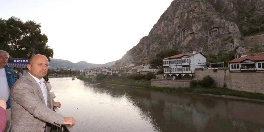 """Vali Varol: """"Amasya dünyanın sayılı açık hava müzelerinden birisi"""""""