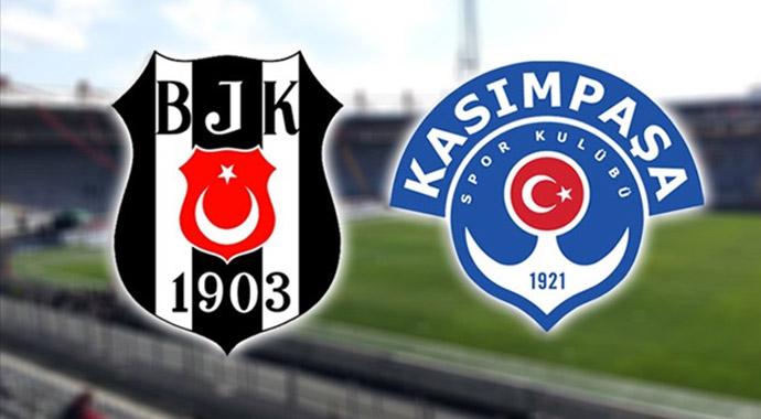 Kasımpaşa Beşiktaş Maçının Geniş Özeti İzle 18.08.2017