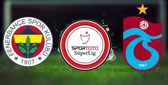 Fenerbahçe Trabzonspor Maç Linkleri Canlı İzleme Periscope