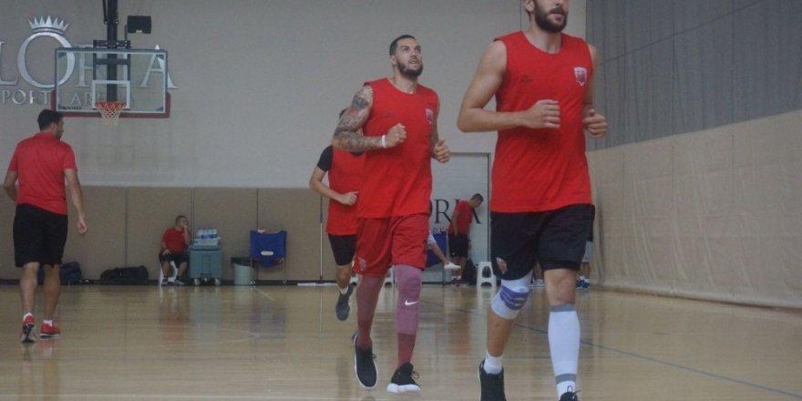 Eskişehir Basket kondisyon depoluyor