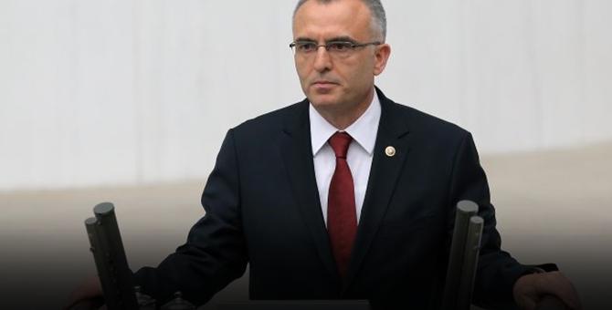 Maliye Bakanı Naci Ağbal'dan 7 Eylül'e Dikkat Çeken Açıklama