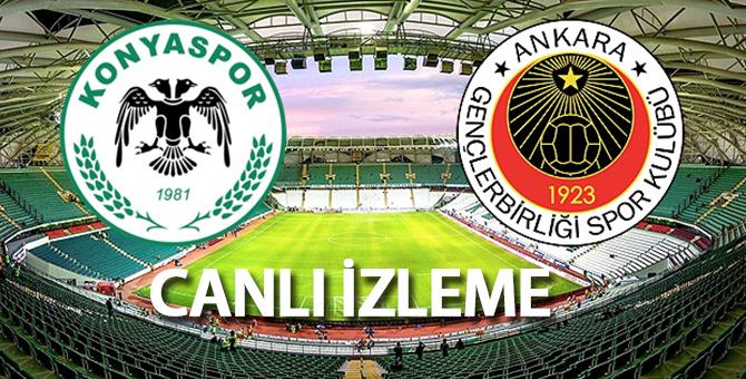 Konyaspor Gençlerbirliği Maçı Canlı Bein Sports İzle