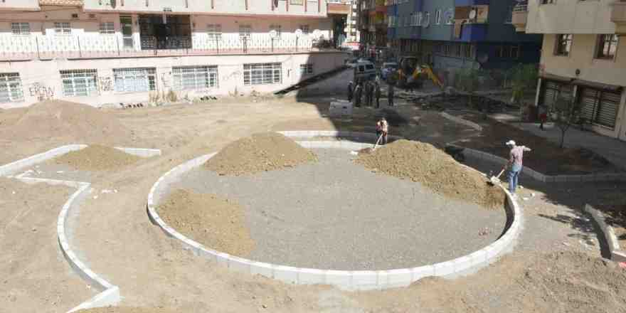 Ali Korkut, Gez semtinde kamulaştırma yapıp park yapıyor