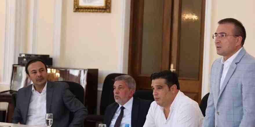 Eko Avrasya  Yönetim Kurulu Başkanı Hikmet Eren: 'Türkiye ile Azerbaycan işbirliğini daha da artırmalıyız'