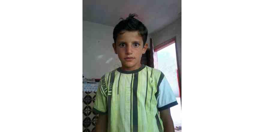 Suriyeli baba 2 evladını 3 yıl arayla sulama kanalında kaybetti