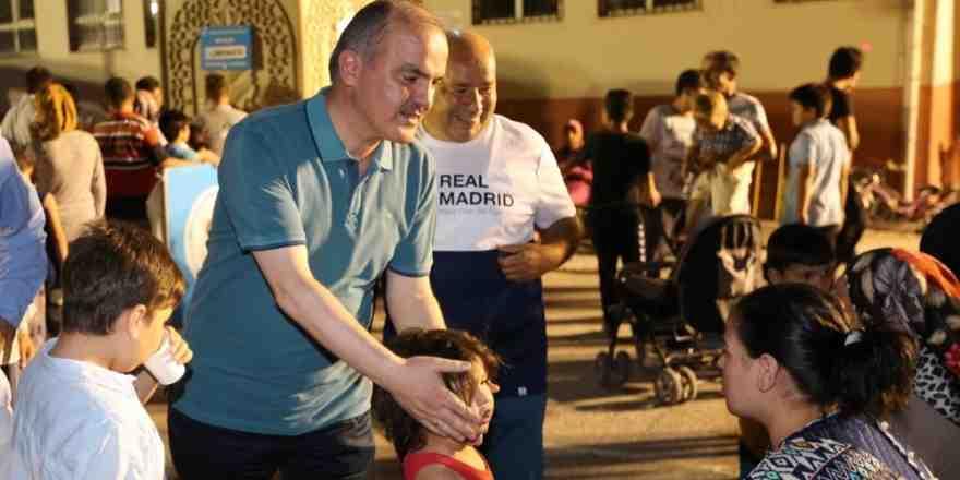 Pamukkale Belediyesi çocuk şenliklerine devam ediyor