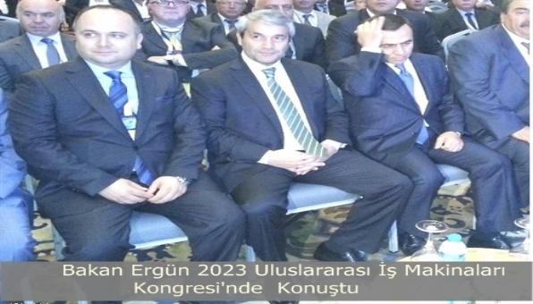 """Nihat Ergün Hepimiz artık 2023 hedeflerimizi biliyoruz. Hedefi olan bir Türkiye var artık"""""""