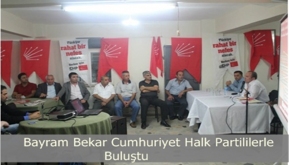 Bekar:  AKP nin gerçek amacının sorunu çözmek değil, sorunun sürdürülebilirliğini sağlayarak  muhtaç bırakma anlayışı üzerine kurulu