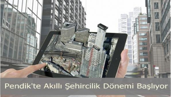 Penndik´te Akıllı Şehircilik Dönemi Başlıyor