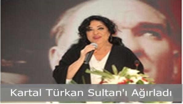 Kartal Türkan Sultanı Ağırladı