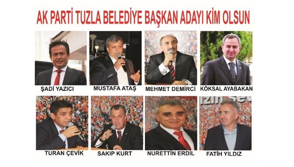 Tuzla AK PARTİ Belediye Başkan Adayı Kim Olur?