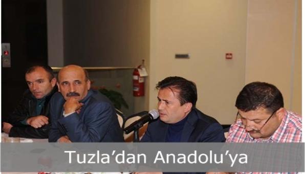 Tuzla'dan Anadolu'ya  Geceleri Başlıyor