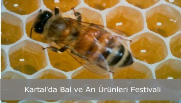 Kartal´da Bal ve Arı Ürünleri Festivali