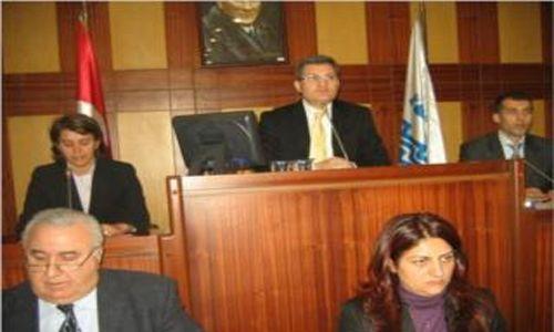 Belediye Meclis Komisyon Üyeleri Değişti
